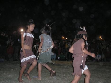 Danzas originarias
